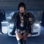 У кліпі на пісню «Like It Ain't Nuttin» Ферґі стала реп-дівою