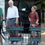 Джордж Клуні і Стейсі Кейблер відпочили з їхніми батьками