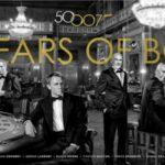 Джеймс Бонд святкує 50 день народження