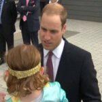 Чотирирічна мала «потролила» герцога Кембриджського і стала знаменитістю