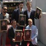 The Backstreet Boys розплакалися через шматок асфальту