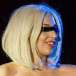 Леді Гага знову роздяглася