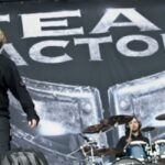 У Києві виступили американські рокери Fear Factory