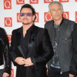 U2 закінчили запис нової платівки