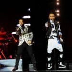 JLS попрощалися з фанами грандіозним концертом