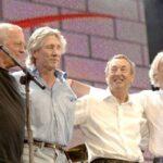Легендарні англійці Pink Floyd знали кліп про космос та Україну