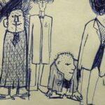 На нью-йоркському Sothebys продали вірші й малюнки Джона Леннона