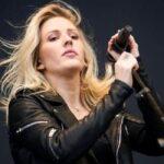 Еллі Голдінг зупинила бійку під час концерту