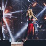 Після спроби зірвати концерт, LOBODA все ж виступила в Сумах