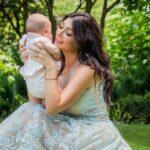 У новому кліпі Ольги Ракицької знялися її маленька донька та чоловік