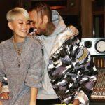 Кріс Браун зустрічається з індонезійською поп-зіркою Аґнез Мо?