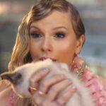 У кліпі на пісню «ME!» Тейлор Свіфт і Брендон Урі втілили закохану пару