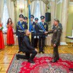 Олег Скрипка отримав посвяту в лицарі