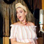 Кеті Перрі дражнить піснею для ще ненародженої дочки