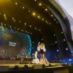 Проєкційне шоу на найбільшому куполі, робот-диригент і музика НАОНІ: як Україна представила себе на головній світовій інноваційній виставці